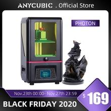 ANYCUBIC פוטון SLA 3D מדפסת UV שרף 2K LCD 3D מדפסות מחובר הדפסת Impresora 3d דרוקר מדפסת ערכת