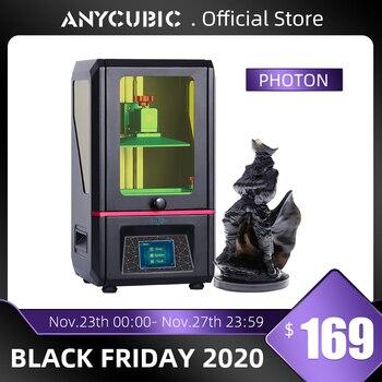 ANYCUBIC-Impresora 3D de alta precisión, máquina de impresión de tamaño grande, completo,...