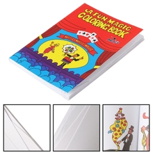 Comedy Magic Coloring Book  Magic Tricks Illusion Kids Toy Gift Funny Baby Toy training central russian toy terrier tricks training russian toy terrier tricks