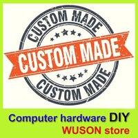 컴퓨터 하드웨어 DIY 마더 보드/CPU/RAM/GPU/HDD/SSD/PSU/PC 케이스 번들 맞춤형 WUSON 스토어-컴퓨터 DIY 원 스톱 서비스