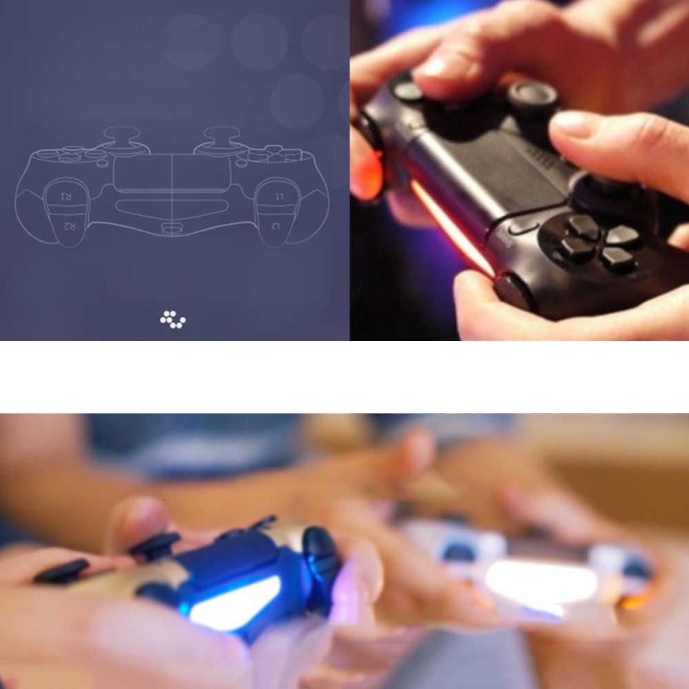 Bluetooth Nirkabel Joystick untuk PS4 Controller Cocok untuk Mando PS4 Konsol untuk PlayStation DualShock 4 Gamepad untuk PS4 Konsol