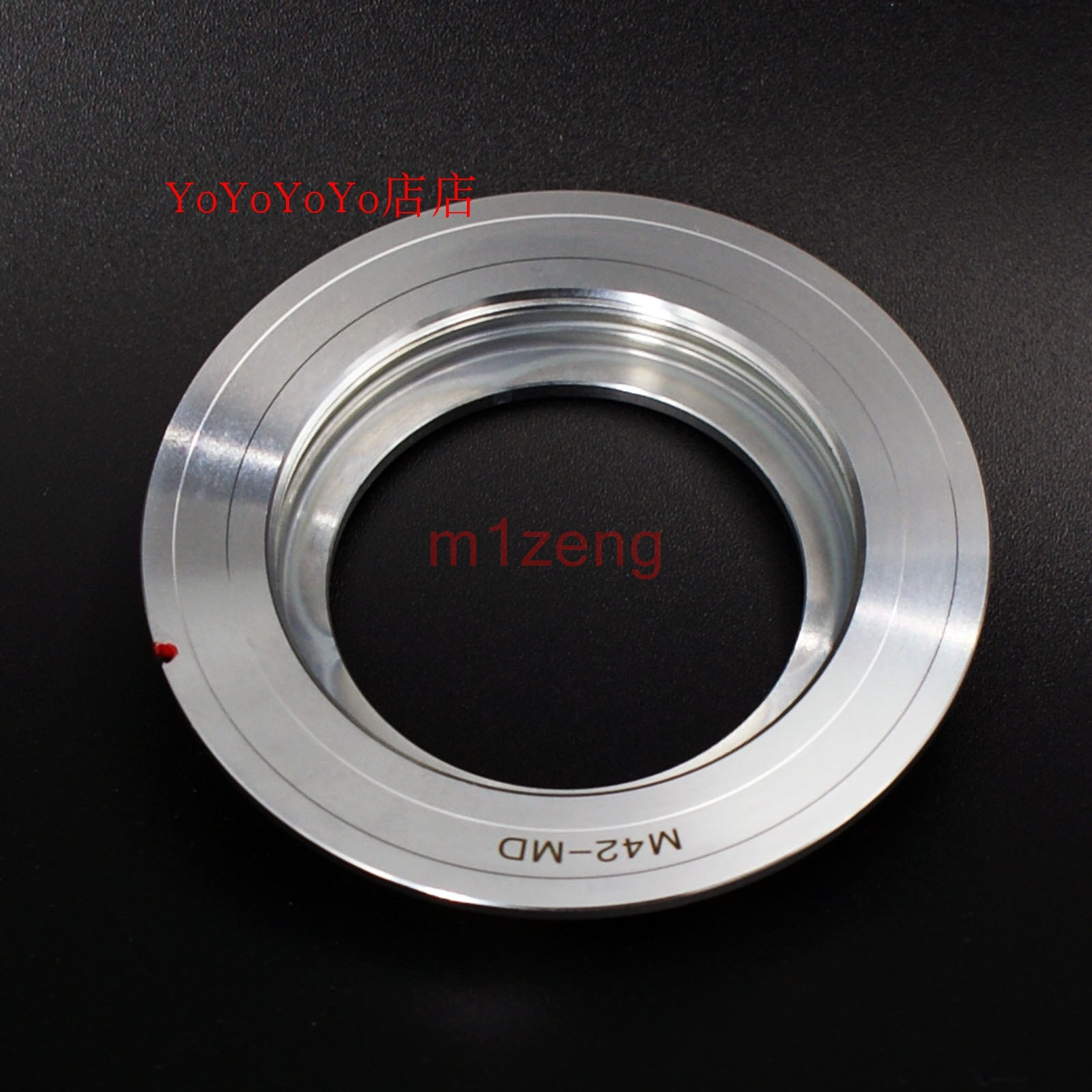 m42-MD adapter ring for Carl Zeiss universal M42 Screw 42mm lens to Minolta MD MC Camera X700 X500 X-370 SRT