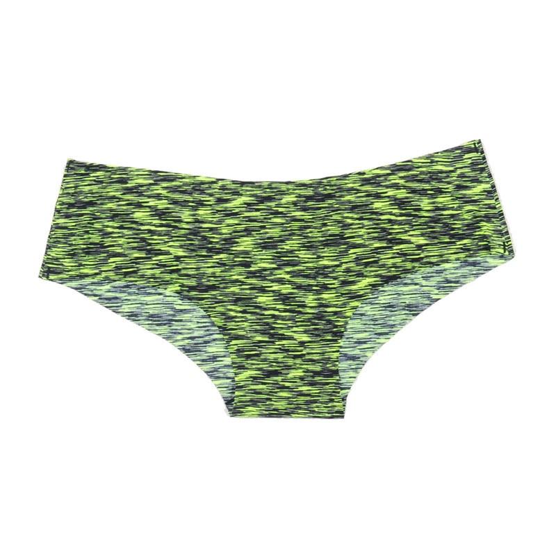 Hot Women Panties Silk Sexy Women Seamless Panties Female Underwear Sexy Low-Rise Basic Soft Comfortable Lingerie Panty Intimate