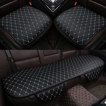 1X Transparente Auto Rücksitz Protector Kick Mat Cover Wasser Staubdicht Kinder