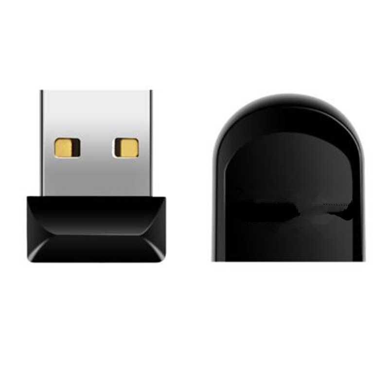 Pendrive Super Mini Black Usb Flash Drive Tiny Pen Drive 4GB 8G 16G 32GB Usb Stick Flash Drive 64GB 128G 256GB Flash Memory Card