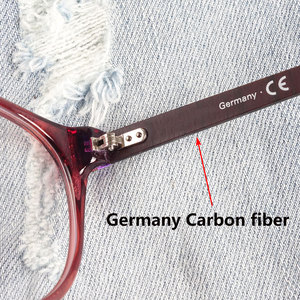 Image 3 - ผู้หญิงกรอบแว่นตาวัยรุ่น acetate เยอรมนีคุณภาพสูง