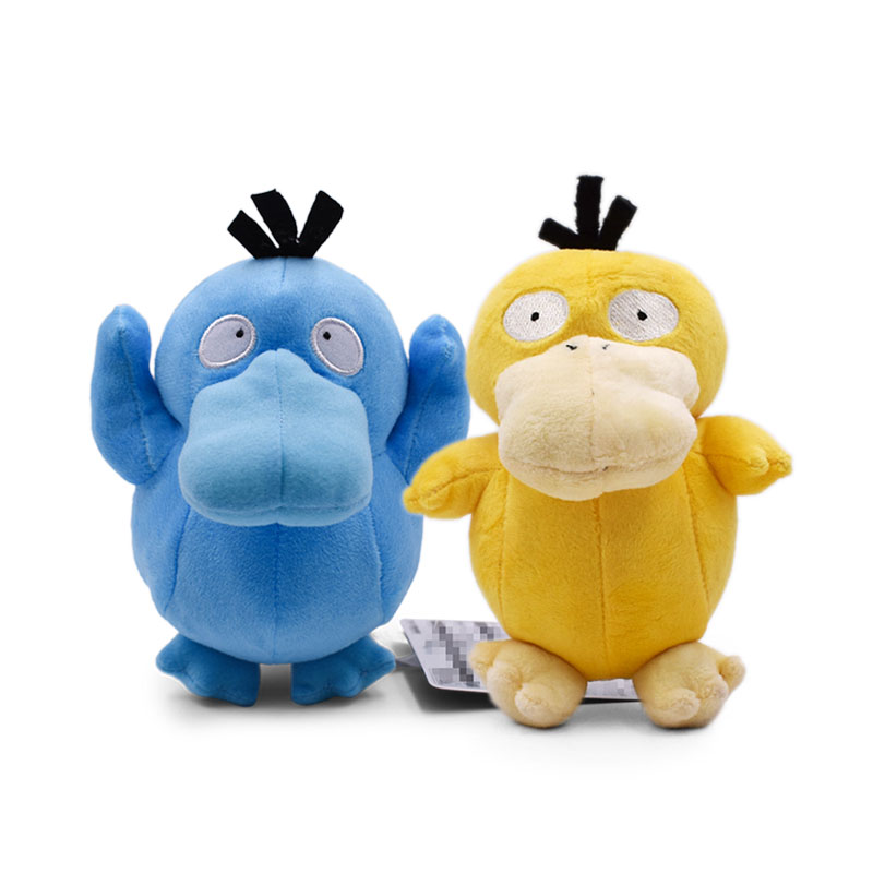 15cm Golduck Plush Toy Japanese Anime Cartoon Doll Psyduck Plush Toys Duck Stuffed Animals Plush Toy Dolls Cute Gifts For Baby