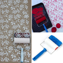 Wall Patterned Paint Rollers Decoration Tools 5