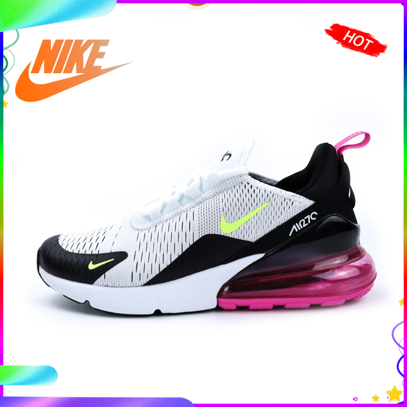Original Authentic NIKE AIR MAX 270 Men's Running Shoes Sneakers Breathable Durable Jogging Outdoor Classic New For Men AH8050