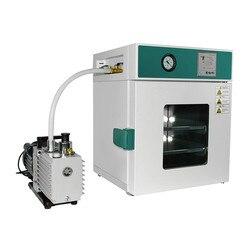 Fournitures de laboratoire haute qualité à grande échelle haute précision Intellige nt contrôleur équipement de séchage sous vide four