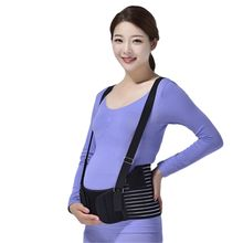 Maternity Cotton Breathable Pregnant Women Abdomen Support Belly Belt Pregnancy Protector Support Belly Band Prenatal Bandage