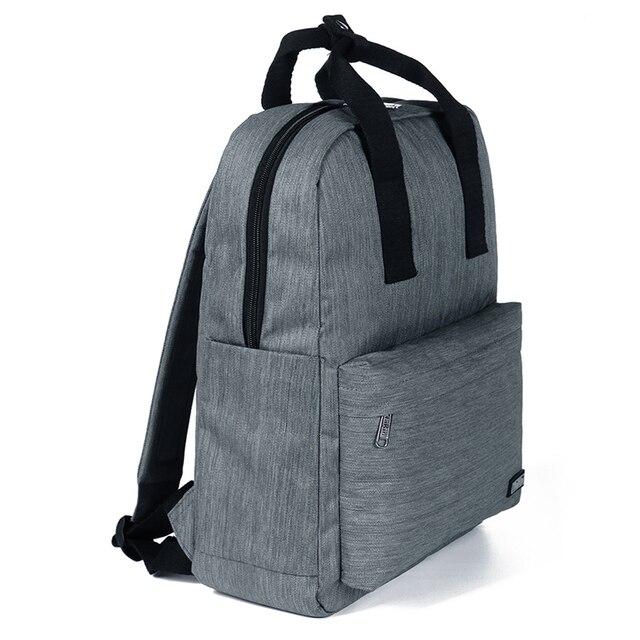 THIKIN Unisex Laptop Backpack 15 Inch Rucksack SchooL Bag Travel Waterproof Backpack Men Notebook Computer Bag Business 2