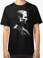 Hannibal Lecter (Mads Mikkelsen) (TV Series) Men T shirt Black
