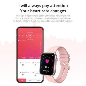 Image 3 - LIGE 2021 IP67 방수 스마트 워치 남성 여성 스포츠 시계 심박수 피트니스 트래커 수면 모니터 Smartwatch