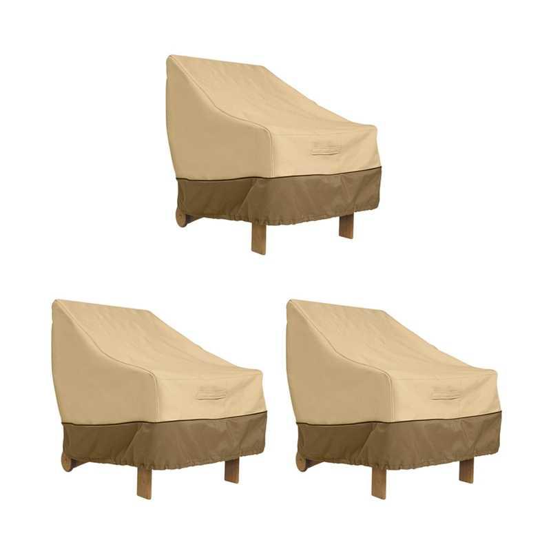 Пылезащитный Водонепроницаемый чехол для мебели, диван, стул стол, покрытие для сада, патио, защитный чехол, для улицы, патио, дождь, снег, защита от солнца, пылезащитный чехол