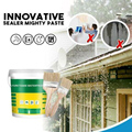 Инновационный герметик Mighty Paste, полиуретановое водонепроницаемое покрытие для дома, дома, ванной, крыши, прозрачный клей