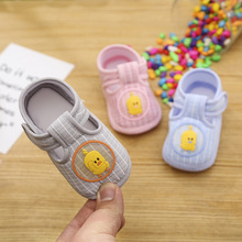 Double Star 2020  New Newborn Baby Boys  Casual Soft Cotton Toddler Boys Girls First Walkers Shoes Infant Cute Non-slip