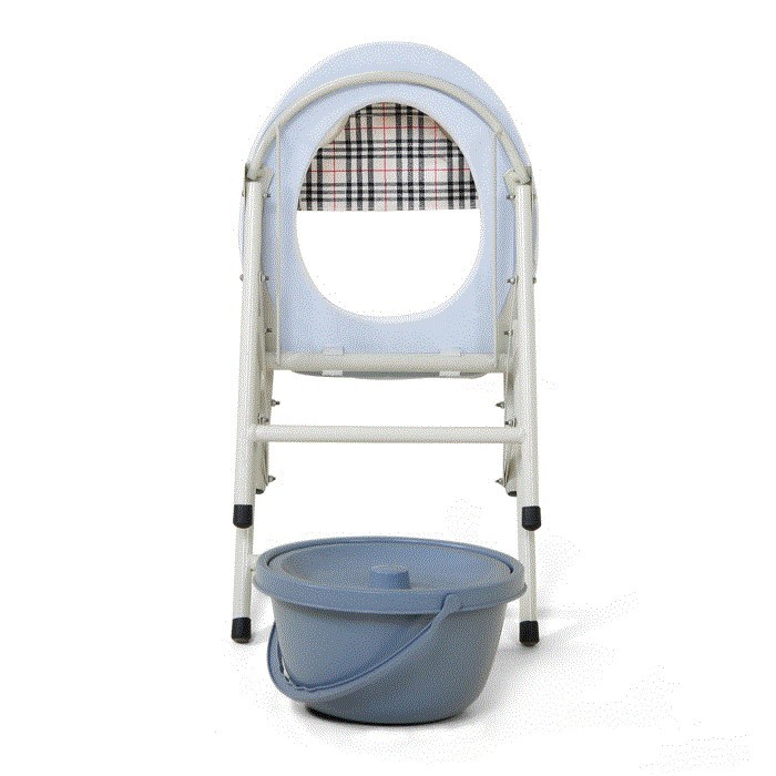 Chamber Pot Toilet For The People With Disabilities Chair Rack Potty Chair With Bedpan Bucket Old Man Elderly Adult Household