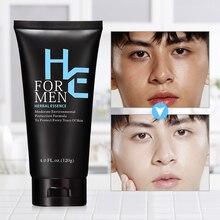 Cleanser Moisturizing Skin-Care Foam Face-Washing Bamboo-Charcoal Men's 120g Oil-Control