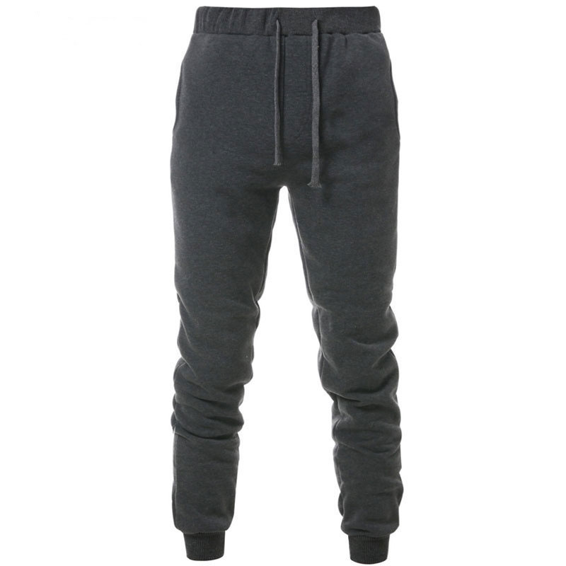 Men Pants New Fashions Joggers Pants Male Casual Sweatpants Bodybuilding Fitness Track Pants Men's Sweat Trousers