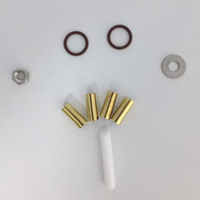 4  Brass Precision Tapered Bushings+2 x O-Rings+1 Washer & Nut for installation+1 Teflon Centering Tool Twin Cam Engines