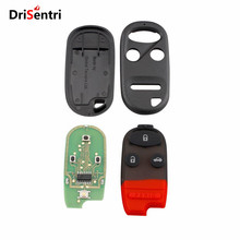 434MHz Repalcement 3 Buttons Keyless Uncut Flip Remote Key Fob A269ZUA101 fit for 1997-2009 Honda