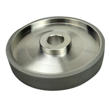 Grinding-Wheel CBN Metal-Stone Wheels-Diameter 150mm Steel for H6 150-Grit High-Speed