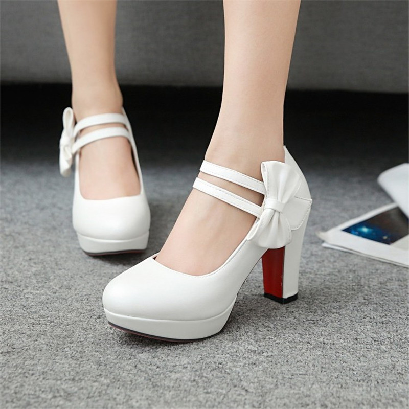 Children Girls High heel Shoes For Kids Princess Sandals Fashion Butterfly knot Female 9CM High heels For Party Wedding Shoes