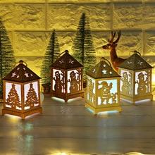 Christmas Tree Ornaments Santa Claus Light Decoration Christmas Decorations for Home Navidad Noel Happy New Year Xmas Party Kids трехколесные самокаты babyhit scooterok tolocar