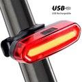 Велосипедный светильник  велосипедный задний светильник  водонепроницаемый  для езды  задний светильник  светодиодный  Usb  заряжаемый  вело...