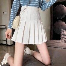Women Skirt Preppy-Uniform Dance Cosplay Girls Sweet High-Waist Fashion Cute XS-3XL Pleated