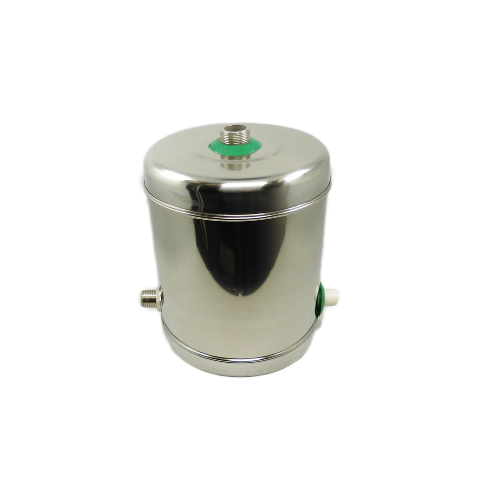 3L/5L Stainless Steel Assistant Tank For Non Pressure Solar Water Heater Water Load Control