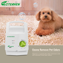 купить Sterhen Home Ozone Purifier Ozone output 400mg/h Air Purifier Air Freshener Eliminate pets Odor For home appliance дешево