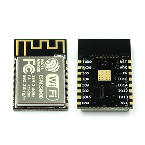 Image 4 - ESP8266 серийный WI FI модель ESP 12 ESP 12E ESP12F ESP 12S подлинность гарантирована ESP12