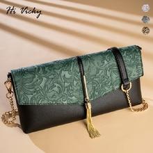 2019 New Luxury Women Messenger Bags Tassel Crossbody Bag Female Fashion Shoulder Bags women PU Leather Clutch Small Handbags все цены