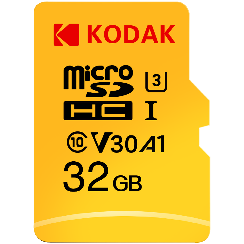 Kodak Flash-Card Microsd Memory-Card Tablet 128GB 32GB Class10 256GB UHS-1 U3 64GB  title=