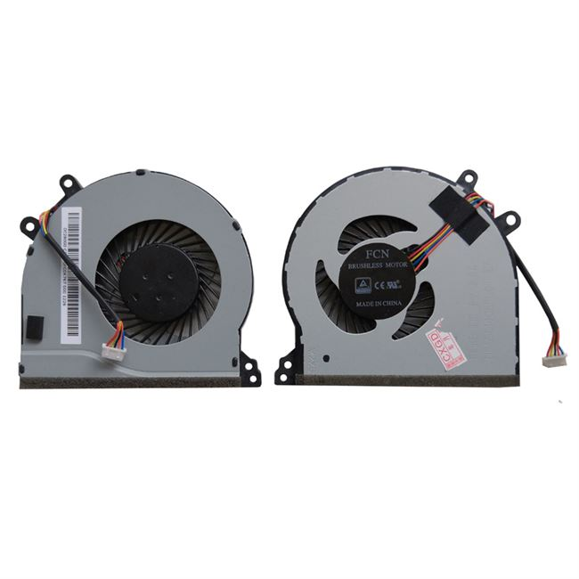 New CPU Cooler Fan For Lenovo Ideapad Xiaoxin 310-14 310-14ISK 310-15 310-15ISK 14IKB 310-15ABR 310-15IAP 310-15IKB 510-15isk