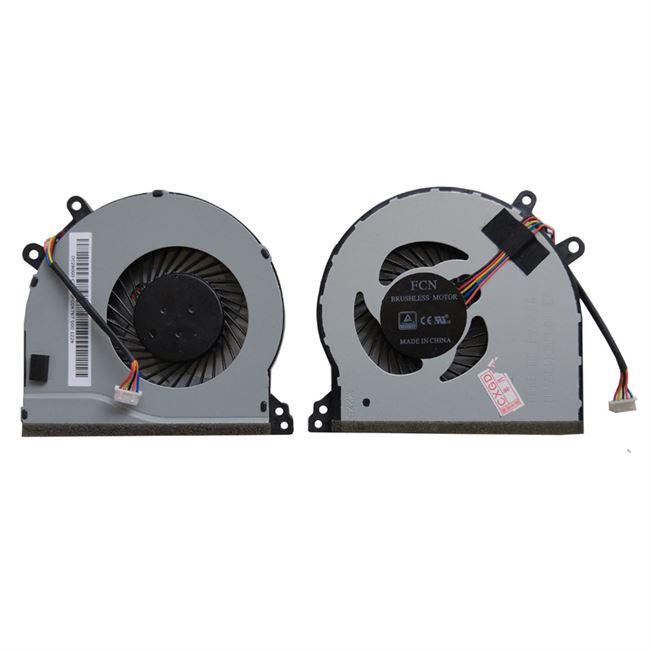 New CPU Cooler Fan For Lenovo Ideapad Xiaoxin 310-14 310-14ISK 310-15 310-15ISK 14IKB 310-15ABR 310-15IAP 310-15IKB 510-15isk
