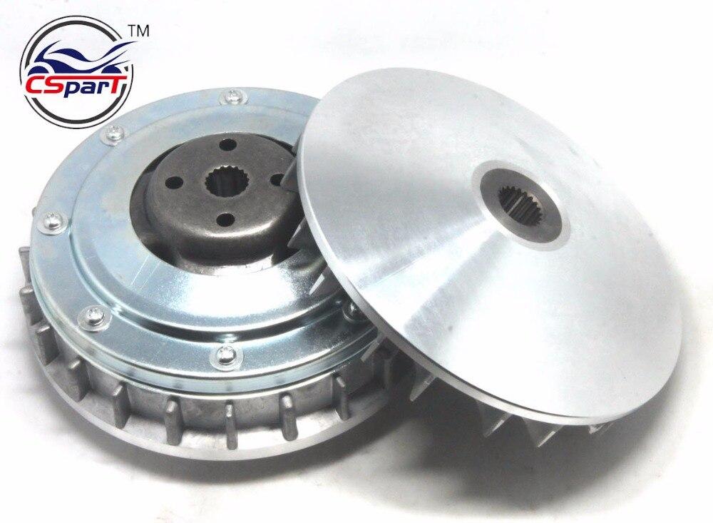 Набор вариаторов для HS500 HS700 Hisun 500 700 500CC 700CC ATV QUAD CVT, основной привод, клатч 21300-F39-0000