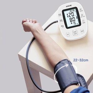 Image 5 - AVICHE Professionalเครื่องวัดความดันโลหิตอัตโนมัติแบบดิจิตอลBacklitจอแสดงผลLCD Talkingอุปกรณ์การแพทย์Sphygmomanometer