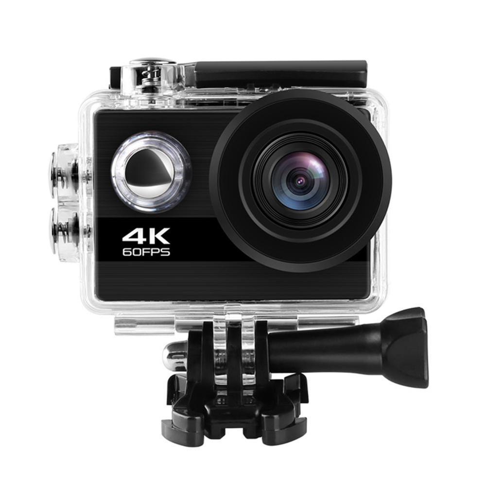 Оригинальная Экшн-камера eken H9R/H9 Ultra HD 4K WiFi с дистанционным управлением, Спортивная видеокамера DVR DV Go, водонепроницаемая профессиональная ка...