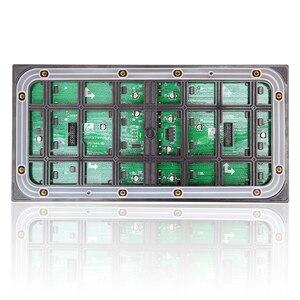 Image 2 - P5 ledスクリーンパネルモジュール320*160ミリメートル64*32ピクセル1/8スキャン屋外3in1 smdフルカラーp5 led表示パネルモジュール