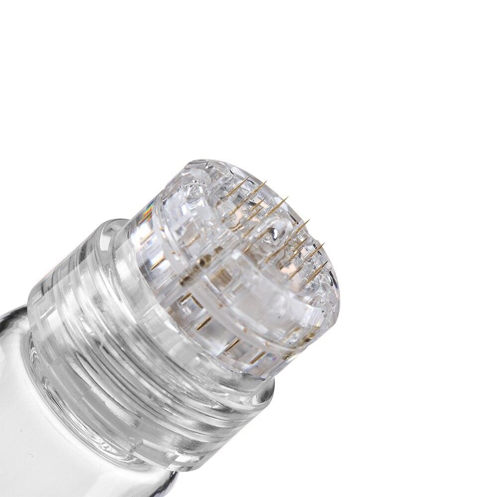 Ролик 20/64 микро ролика иглы бутылка Титан коллаген инъекции дермы ролик удаление веснушек шрамов от акне против старения профессиональные инструменты
