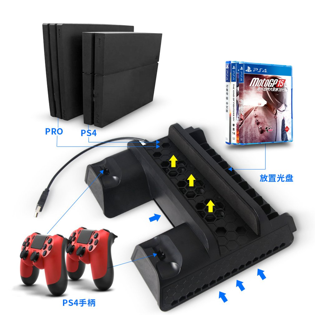 for-ps4-base-heatsink-cooling-fan-base-stand-charger-dual-controller-charging-dock-for-font-b-playstation-b-font-4-ps-4-pro-slim-accessories
