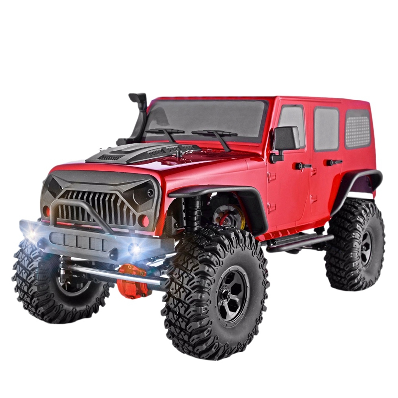 86100 1:10 Simulated 4Wd Electric Remote Control Model Of Herdsman Adult Rc Cross-Country Climbing Vehicle Off Road Truck Eu Plu
