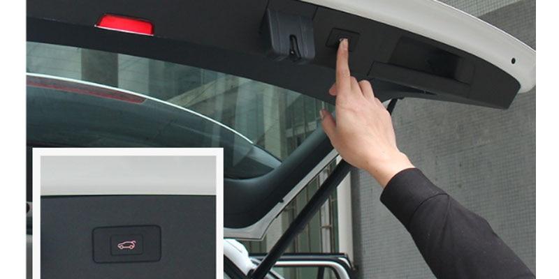 trunk button