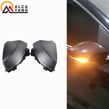 цена на Dynamic LED Turn Signal Light Side Wing Mirror Indicator Blinker For Volkswagen VW POLO MK5 6R 6C 2009-2013 2014 2015 2016 2017