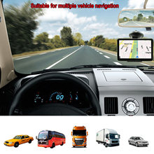 XGODY Portable Car GPS Navigation 8GB 4.3 Inch Accurate Truck Navigator Vehicle GPS Accurate Russia Europe America Free Map