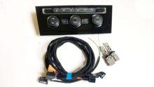 Atualize o manual ao painel automático do interruptor de controle da c.a. da condição do ar climatronic com ou nenhum aquecimento do assento para v w golf 7