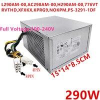 Nieuwe Psu Voor Dell 3020 7020 9020 1700 3670 Voeding L290AM-00 L290EM-00 AC290AM-00 H290AM-00 776VT Rvthd Xfxkx PS-3291-1DF